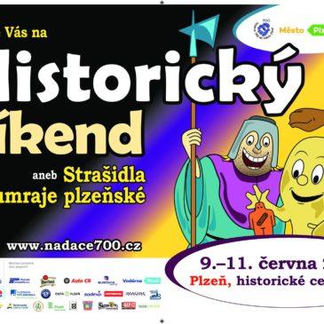 Historický víkend – verbujeme děti! :-)