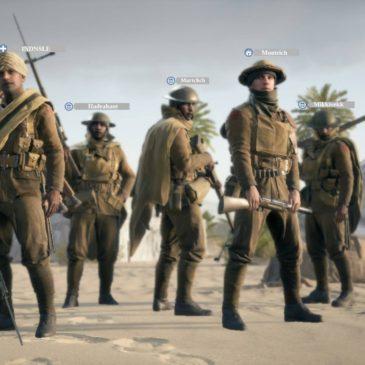 Hrajeme Battlefield 1